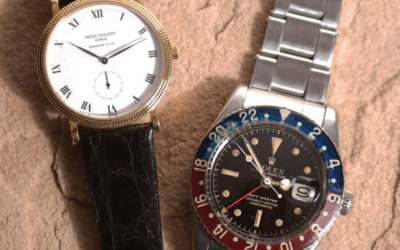caring for vintage watches